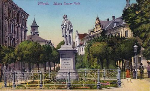 Villach, Hanns Gasser-Platz