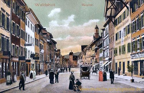 Waldshut, Hauptstraße