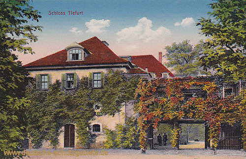 Weimar, Schloss Tiefurt