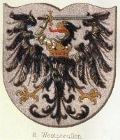 Westpreußen, Wappen