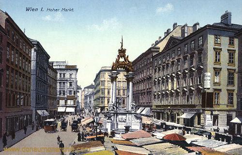 Wien I., Hoher Markt