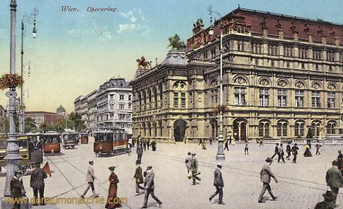 Wien, Opernring