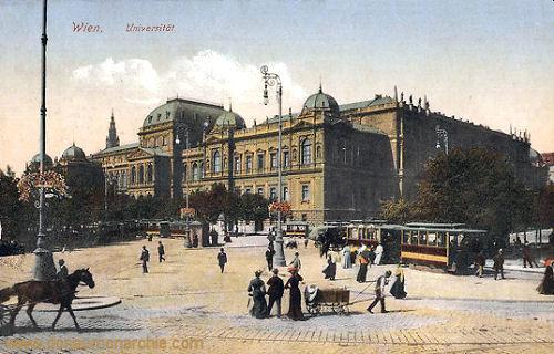 Wien, Universität