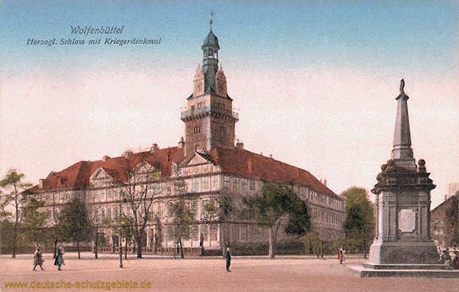 Wolfenbüttel, Herzogliches Schloss