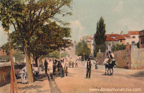 Zara, Borgo Erizzo