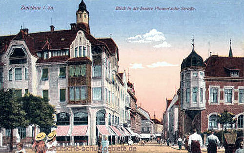 Zwickau Regensburg