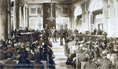 Bazaine-Prozess 1873