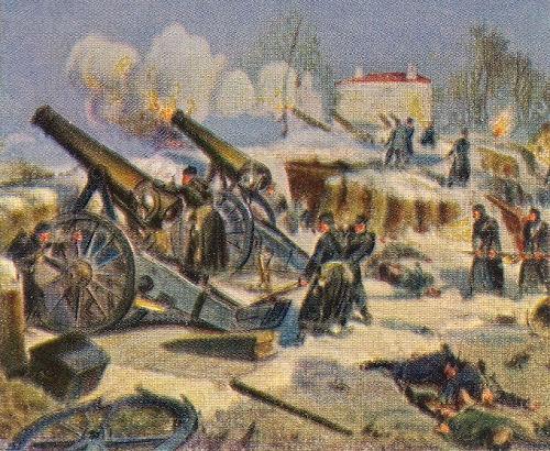Beschießung von Paris, 1871