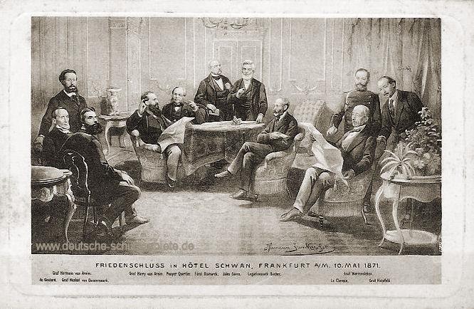 Frankfurter Frieden 1871