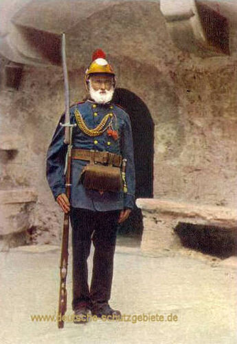 Liechtensteins letzter Soldat im Alter von 95 Jahren
