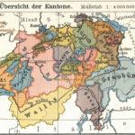 Übersicht der Schweizer Kantone