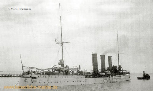 S.M.S. Bremen