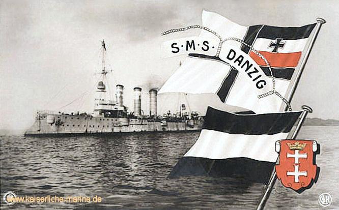 SMS Danzig