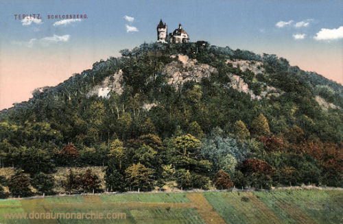 Teplitz, Schlossberg