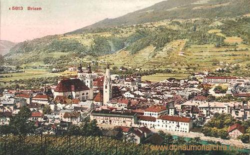 Brixen, Ansicht