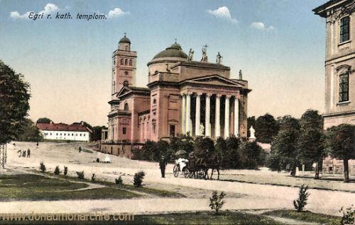 Erlau (Eger), r. kath templom (Römisch-katholische Kirche)
