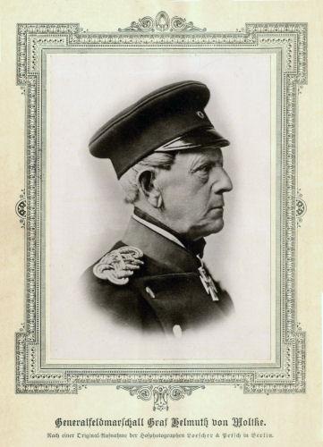 Generalfeldmarschall Graf Helmuth von Moltke