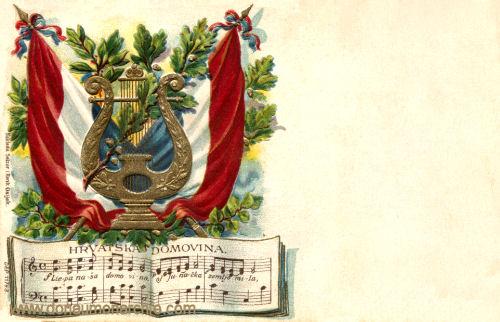Hrvatska Domovina (Kroatische Nationalhymne)