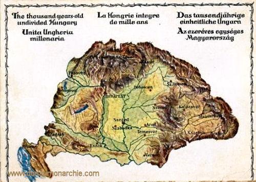 Königreich Ungarn bis 1918