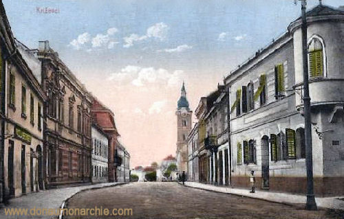Kreutz (Križevci), Zakmardijeva ulica