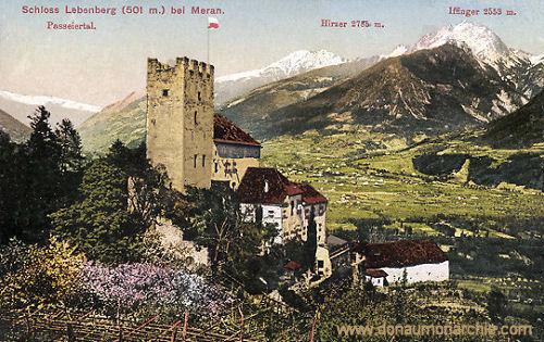 Meran, Schloss Lebenberg