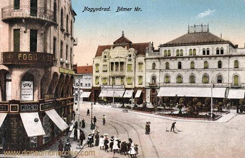 Großwardein (Nagyvárad), Bémer tér