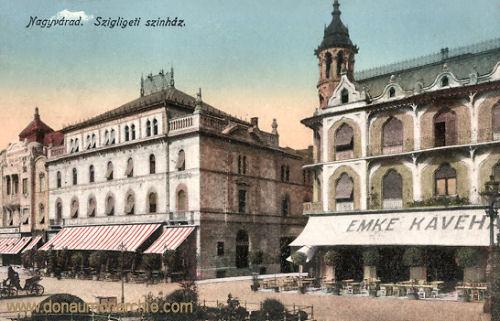 Großwardein (Nagyvárad), Szigligeti Színház (Theater)