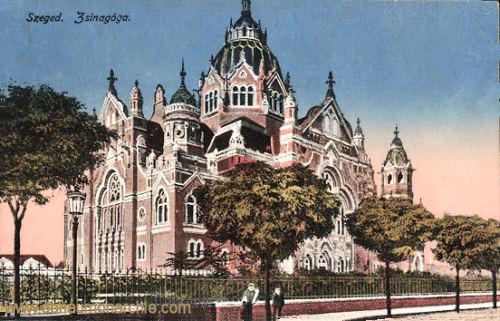 Szegedin (Szeged), Zsinagóga