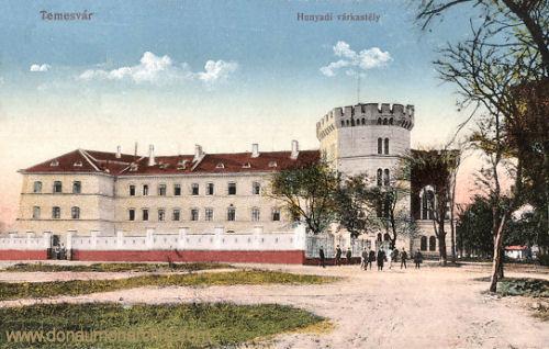 Temesvár, Hunyadi várkastély (Schloß Hunyadi)