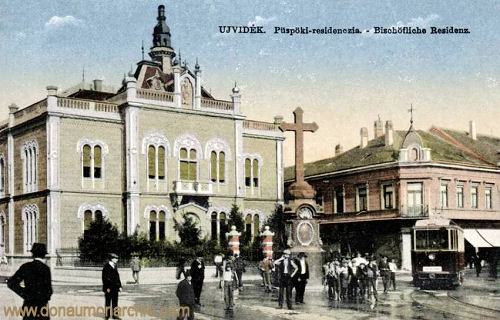 Neusatz (Ujvidék - Novi Sad), Bischöfliche Residenz