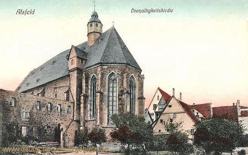 Alsfeld, Dreifaltigkeitskirche