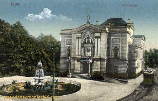 Bielitz, Stadttheater
