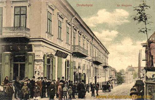 Drohobycz, Ul. Stryjeka
