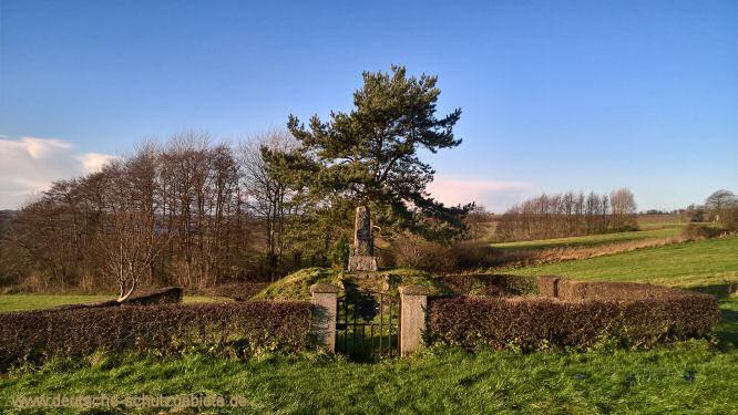Pionier Klinke-Denkmal bei den Düppeler Schanzen