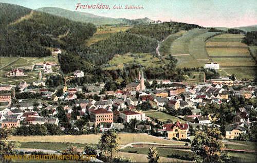 Freiwaldau in Österreichisch-Schlesien