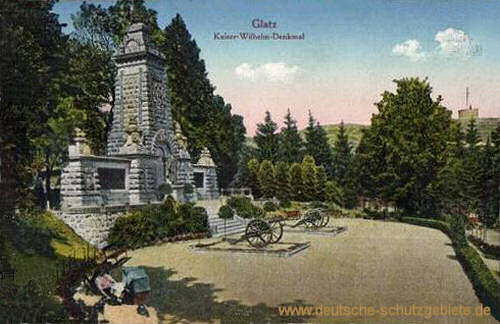 Glatz, Kaiser-Wilhelm-Denkmal