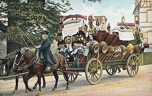 Hessischer Brautwagen