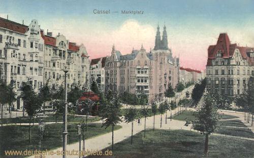 Kassel, Marktplatz