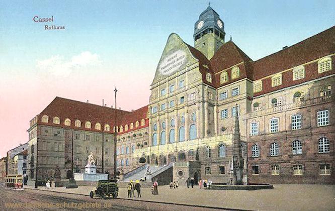 Kassel, Hauptstadt der Provinz Hessen-Nassau | deutsche ...