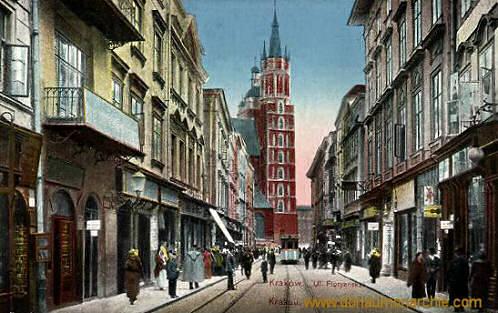 Krakau, Florianergasse