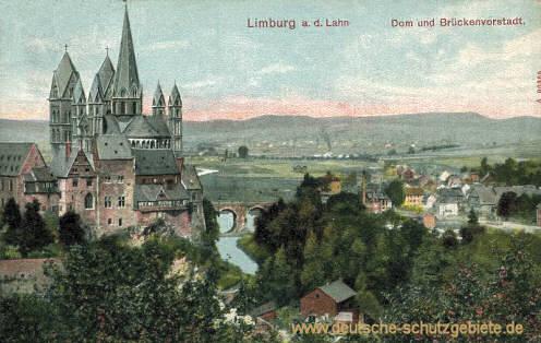 Limburg a. d. Lahn, Dom und Brückenvorstadt