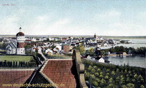 Lyck, Ostpreußen
