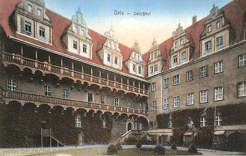 Oels, Schloss