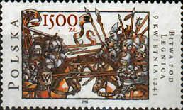 Polen 1991 - Schlacht bei Liegnitz