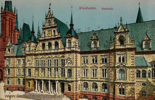 Wiesbaden, Rathaus