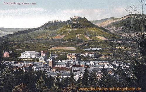 Blankenburg, Schwarzatal