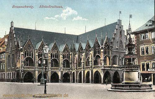 Braunschweig, Altstadtrathaus