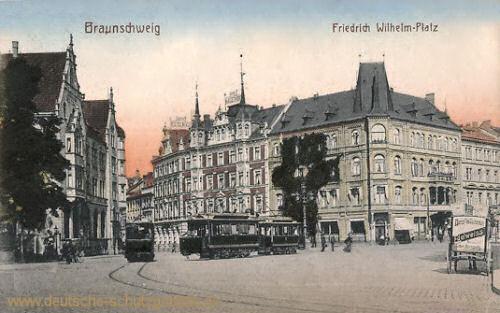 Braunschweig, Friedrich Wilhelm-Platz