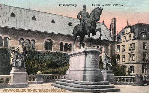 Braunschweig, Herzog Wilhelm-Denkmal