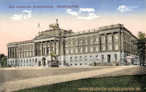 Braunschweig, Residenzschloss
